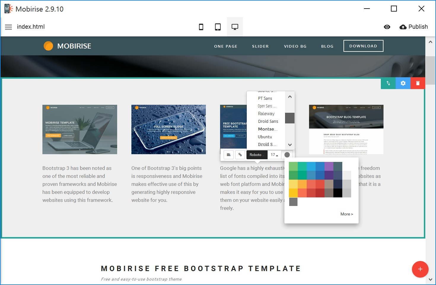 Free Mobile Website Generator Review
