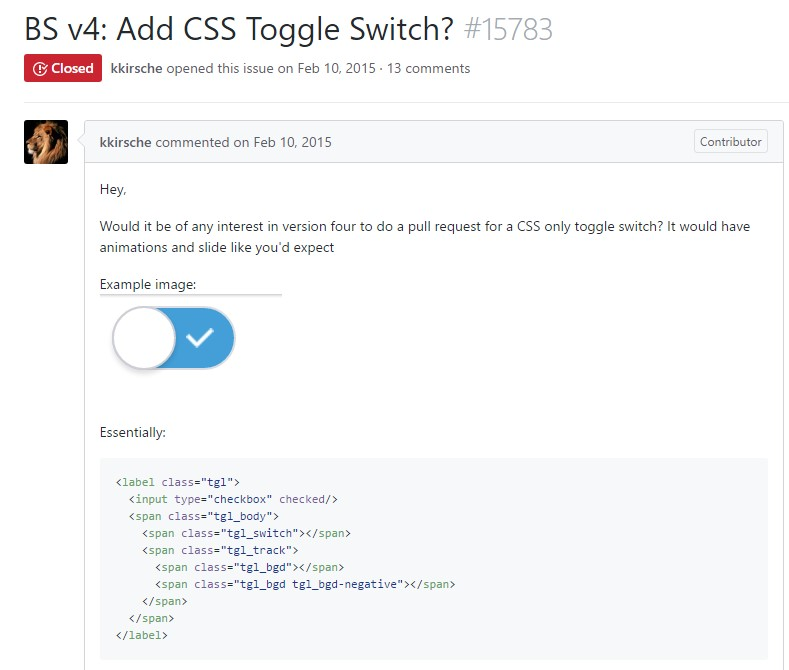 Tips on how to  bring in CSS toggle switch?
