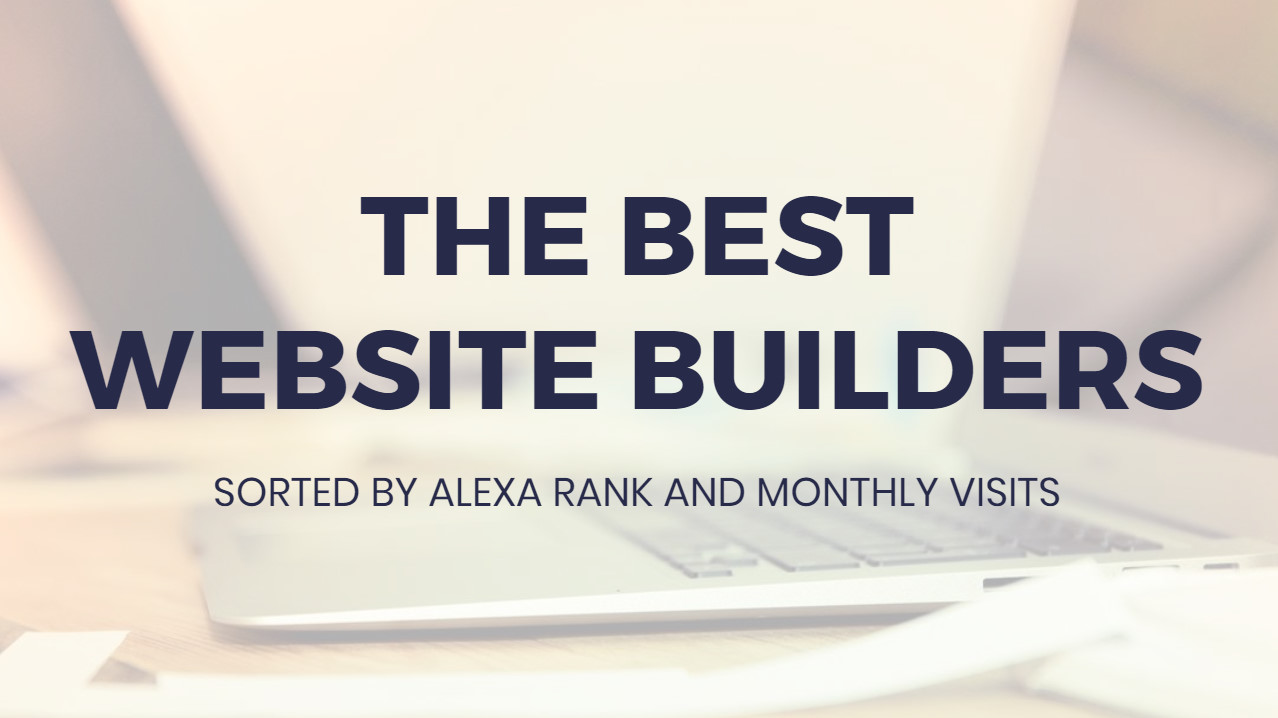 Perfect  Internet Site Builders